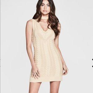 Guess By Marciano Paravasu Sweater Dress
